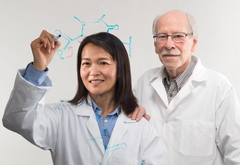 Professors Li and Murray