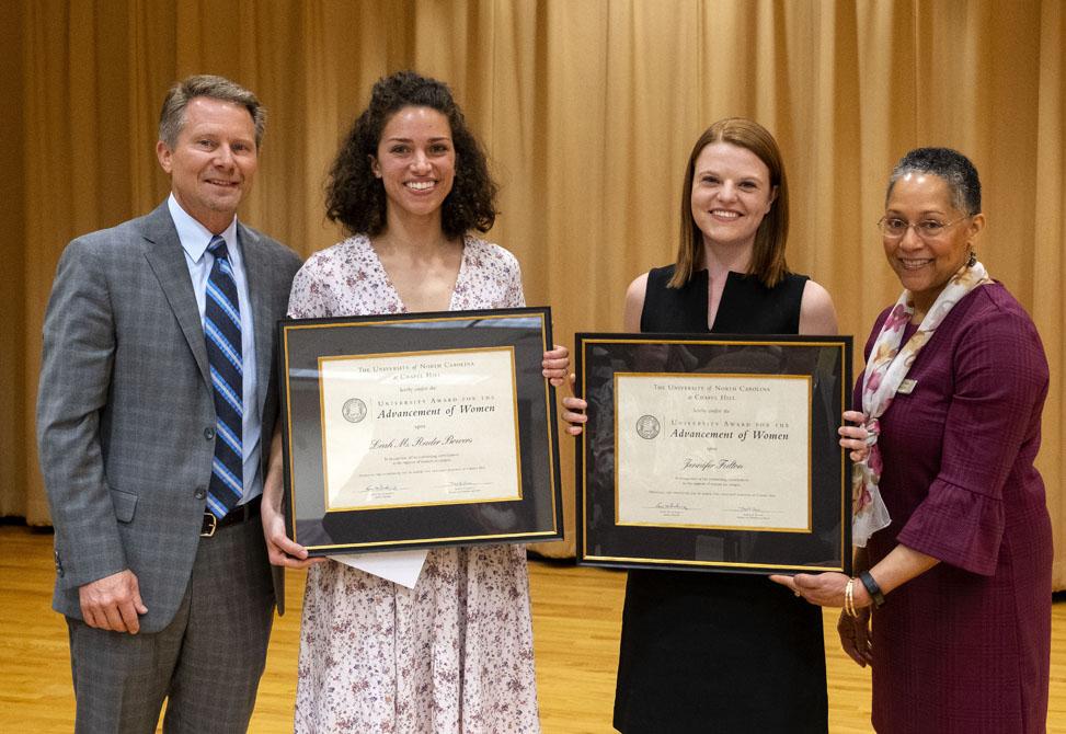 Amwise Awardees