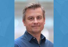 David Nicewicz named Arthur C. Cope Scholar